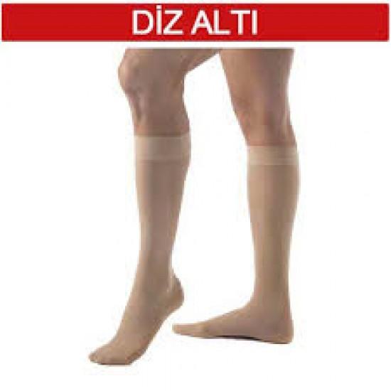 Caresse Diz Altı Varis Çorabı