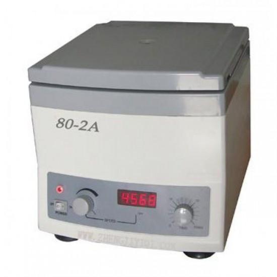 Yuda 80-2A Santrifüj Cihazı Dijital 12 Tüplü