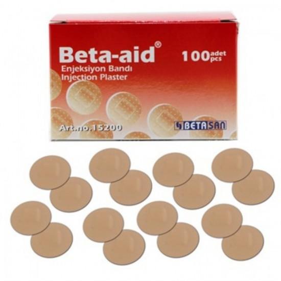 Beta-Aid Enjeksiyon Bandı