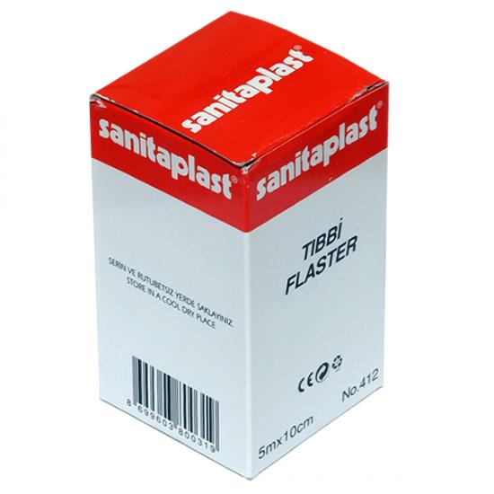 Sanitafix Bez Flaster 10cm X 5m