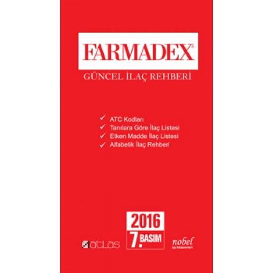 Farmadex 2016 Güncel İlaç Rehberi