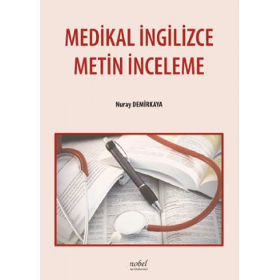 Medikal İngilizce Metin İnceleme