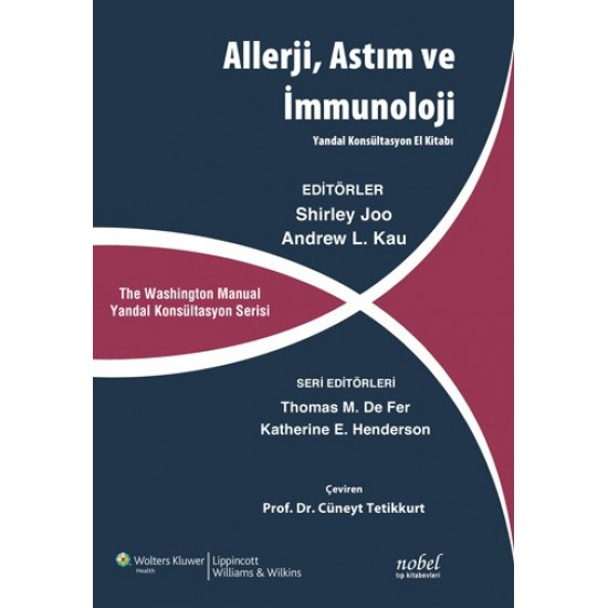 Allerji, Astım ve İmmunoloji Yandal Konsültasyon El Kitabı