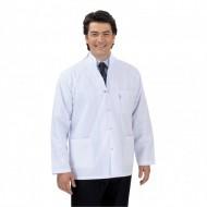 Erkek Hakim Yaka Laboratuvar Önlüğü (Alpaka Kumaş)